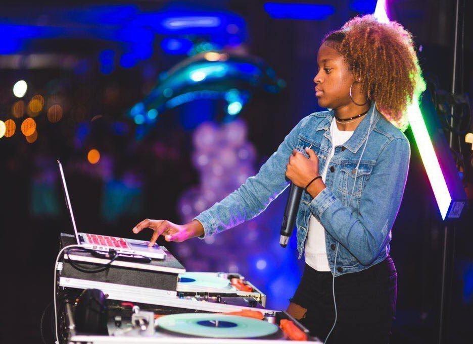 DJ ASH B